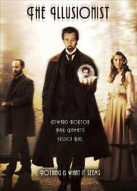 The Illusionist - 11 x 17 Movie Poster - Style C
