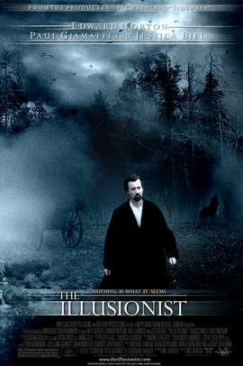 The Illusionist - 11 x 17 Movie Poster - Style D
