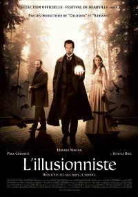 The Illusionist - 11 x 17 Movie Poster - French Style A