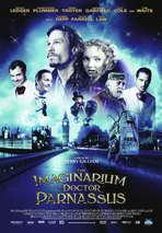 The Imaginarium of Doctor Parnassus - 27 x 40 Movie Poster - UK Style A