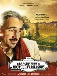 The Imaginarium of Doctor Parnassus - 27 x 40 Movie Poster - Style B