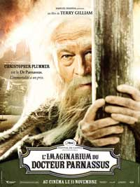 The Imaginarium of Doctor Parnassus - 43 x 62 Movie Poster - Bus Shelter Style B