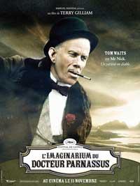 The Imaginarium of Doctor Parnassus - 43 x 62 Movie Poster - Bus Shelter Style E