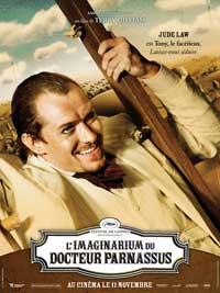 The Imaginarium of Doctor Parnassus - 11 x 17 Movie Poster - Style G