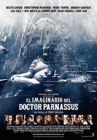 The Imaginarium of Doctor Parnassus - 27 x 40 Movie Poster - Spanish Style A