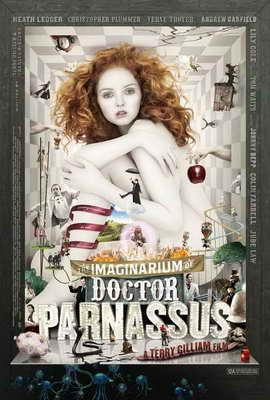 The Imaginarium of Doctor Parnassus - 11 x 17 Movie Poster - UK Style A