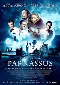 The Imaginarium of Doctor Parnassus - 11 x 17 Movie Poster - Italian Style A