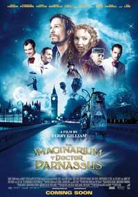 The Imaginarium of Doctor Parnassus - 11 x 17 Movie Poster - UK Style B