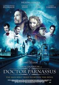 The Imaginarium of Doctor Parnassus - 11 x 17 Movie Poster - Swiss Style B