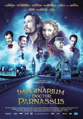 The Imaginarium of Doctor Parnassus - 27 x 40 Movie Poster - Canadian Style A