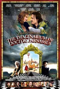 The Imaginarium of Doctor Parnassus - 11 x 17 Movie Poster - Style A - Double Sided