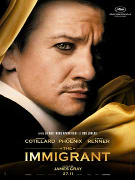 The Immigrant - 27 x 40 Movie Poster - French Style B