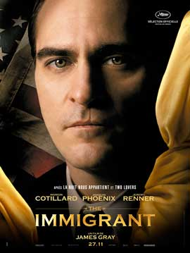 The Immigrant - 11 x 17 Movie Poster - French Style C