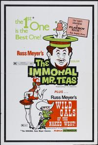 The Immoral Mr. Teas - 43 x 62 Movie Poster - Bus Shelter Style A