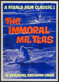 The Immoral Mr. Teas - 11 x 17 Movie Poster - Style B