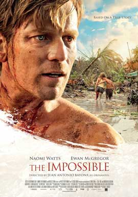 The Impossible - 11 x 17 Movie Poster - Style A