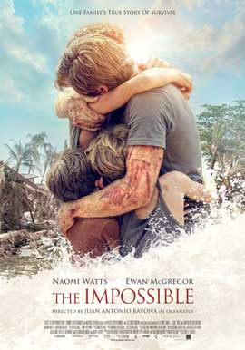 The Impossible - 27 x 40 Movie Poster - Style C