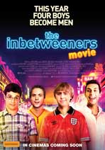 The Inbetweeners Movie - 11 x 17 Movie Poster - Australian Style A