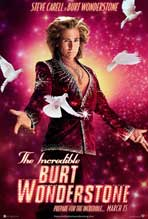 The Incredible Burt Wonderstone - 11 x 17 Movie Poster - Style B