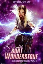 The Incredible Burt Wonderstone - 11 x 17 Movie Poster - Style C