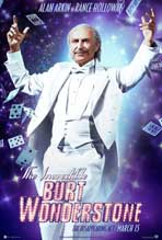 The Incredible Burt Wonderstone - 11 x 17 Movie Poster - Style E