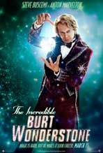 The Incredible Burt Wonderstone - 11 x 17 Movie Poster - Style F