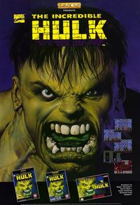 The Incredible Hulk - 11 x 17 Movie Poster - Style A