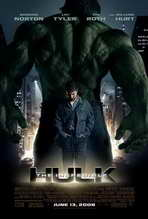 The Incredible Hulk - 27 x 40 Movie Poster - Style A
