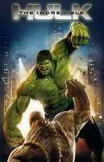 The Incredible Hulk - 11 x 17 Movie Poster - Style C