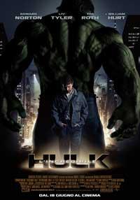 The Incredible Hulk - 27 x 40 Movie Poster - Italian Style B