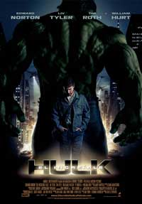 The Incredible Hulk - 11 x 17 Movie Poster - Spanish Style A