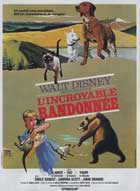 The Incredible Journey - 11 x 17 Movie Poster - French Style A