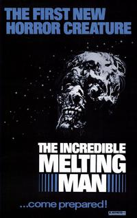 The Incredible Melting Man - 11 x 17 Movie Poster - Style A
