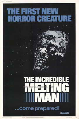 The Incredible Melting Man - 27 x 40 Movie Poster - Style A