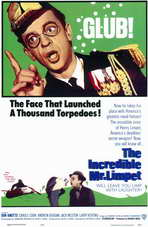The Incredible Mr. Limpet - 11 x 17 Movie Poster - Style A