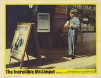 The Incredible Mr. Limpet - 11 x 14 Movie Poster - Style D