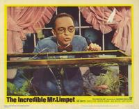 The Incredible Mr. Limpet - 11 x 14 Movie Poster - Style E