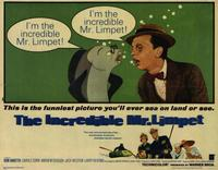 The Incredible Mr. Limpet - 11 x 14 Movie Poster - Style H