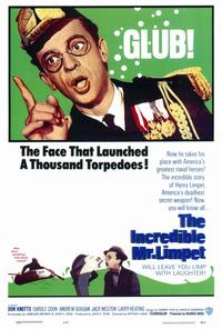 The Incredible Mr. Limpet - 27 x 40 Movie Poster - Style A