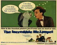 The Incredible Mr. Limpet - 22 x 28 Movie Poster - Half Sheet Style A