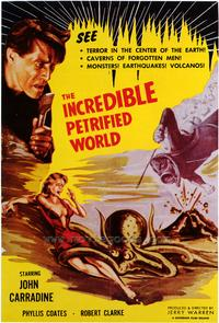 The Incredible Petrified World - 43 x 62 Movie Poster - Bus Shelter Style A