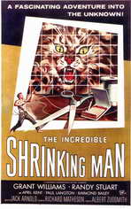 The Incredible Shrinking Man - 11 x 17 Movie Poster - Style A