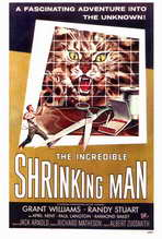 The Incredible Shrinking Man - 27 x 40 Movie Poster - Style A