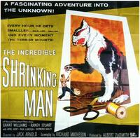The Incredible Shrinking Man - 11 x 17 Movie Poster - Style B