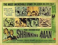 The Incredible Shrinking Man - 11 x 14 Movie Poster - Style A