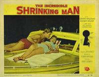 The Incredible Shrinking Man - 11 x 14 Movie Poster - Style B
