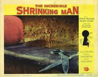 The Incredible Shrinking Man - 11 x 14 Movie Poster - Style C