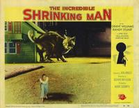 The Incredible Shrinking Man - 11 x 14 Movie Poster - Style E