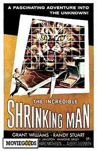 The Incredible Shrinking Man - 43 x 62 Movie Poster - Bus Shelter Style A