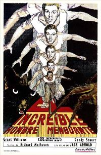 The Incredible Shrinking Man - 27 x 40 Movie Poster - Spanish Style A